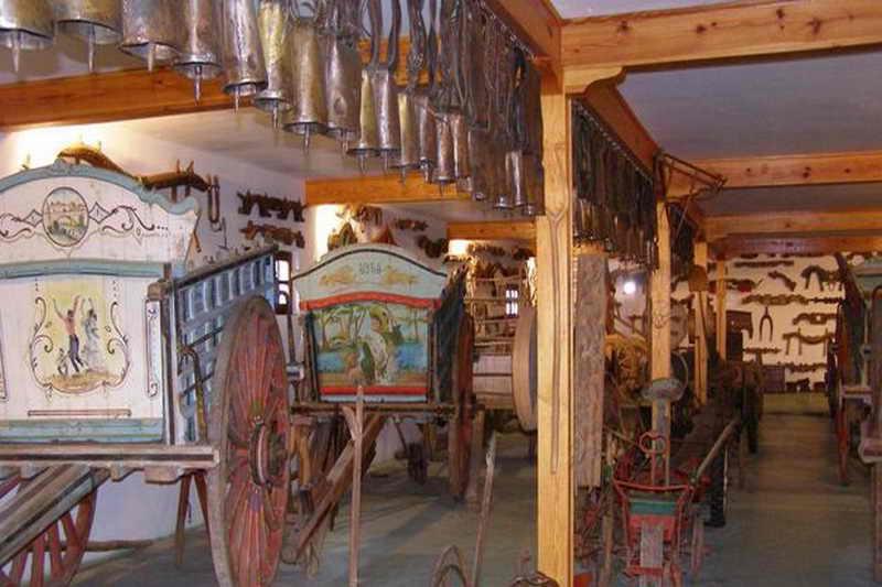 Museo Etnográfico El Hombre y El Campo